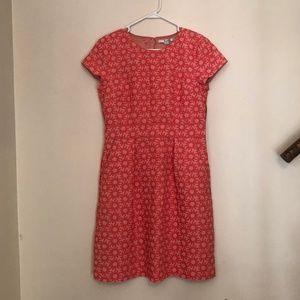 Boden Floral Print Dress